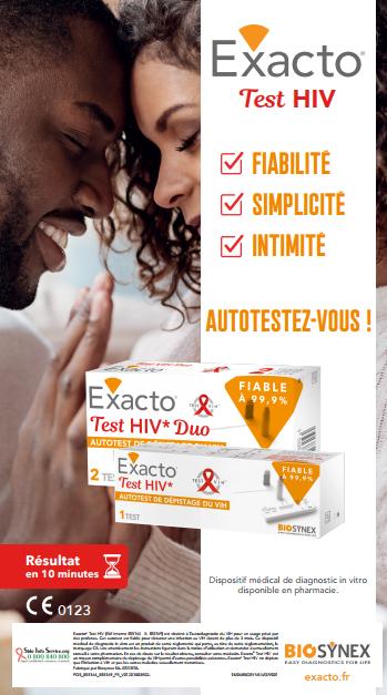 affiche test hiv